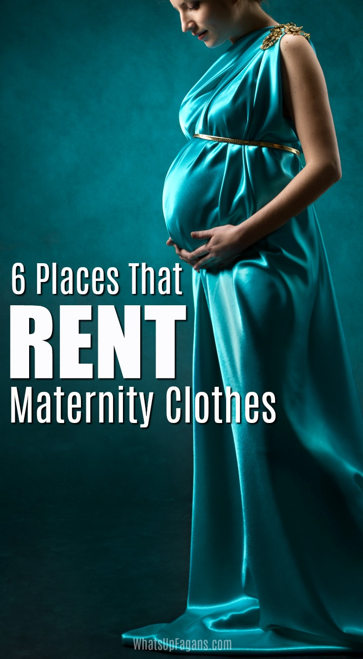 Maternity Gowns for Rent