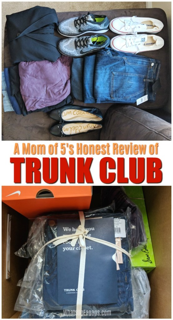 Want to know how much does Trunk Club cost and if the Trunk Club average cost is doable for you? Then you're in the right place, as I give my frugal womens Trunk Club review and thoughts.