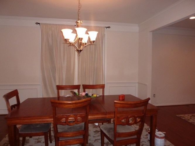 The Dining Room is Done!