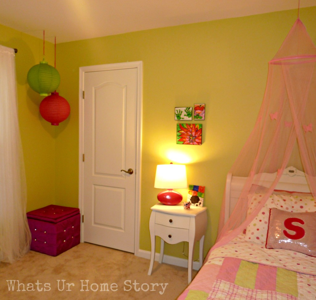 Room Fit for a Princess – Reveal