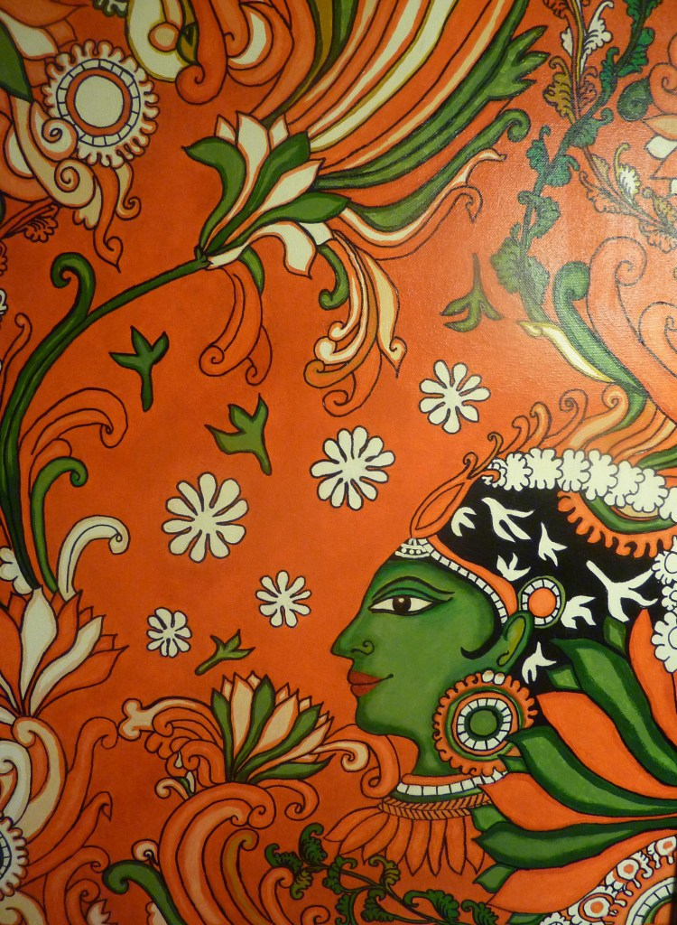 Kerala Mural Painting Tutorial For The Non Painter