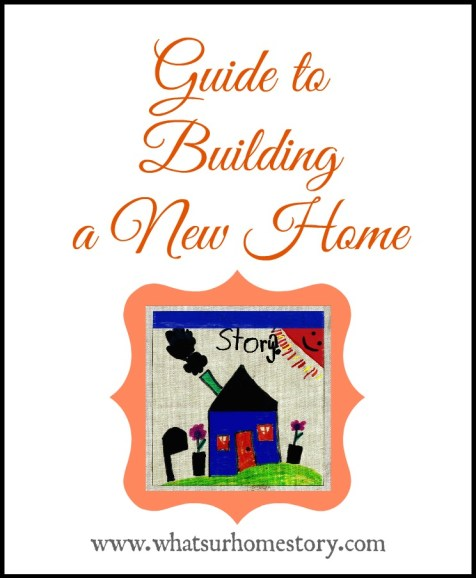 Guide to Building a New Home