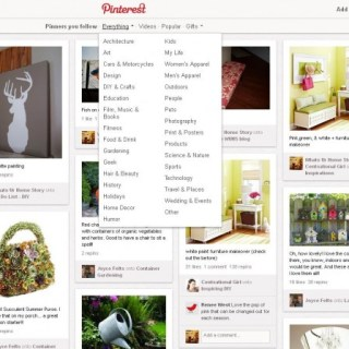 Going ga ga over Pinterest – How to use Pinterest