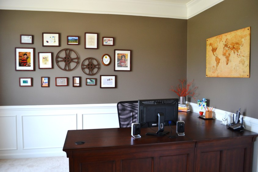 The Easiest Way to Create a Gallery Wall