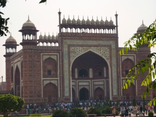 Long Distance Decor   Mughal Architecture