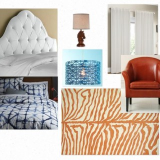 Same Look 4 Less – Elegant Girl Bedroom