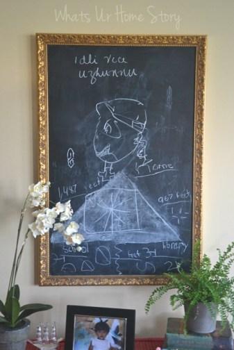 DIY Chalkboard Tutorial