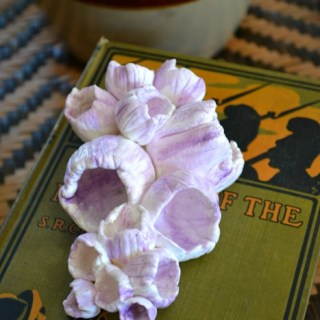 DIY Barnacles, faux barnacles, make barnacles from clay