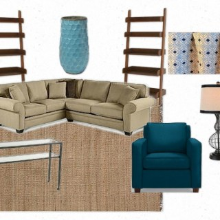 Functional Family Room