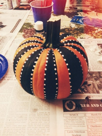 5 Easy DIY Pumpkin Decorating Ideas