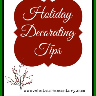 Holiday decorating tips,holidaydecoratingchecklist,simpleholidaydecor