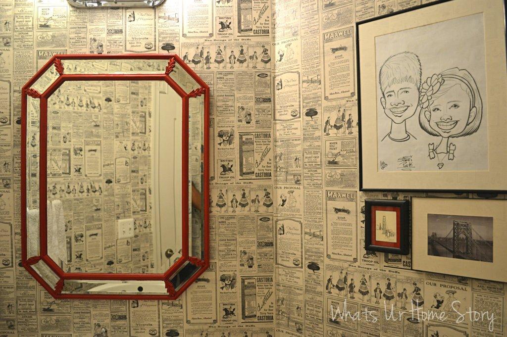 How to Hang Wallpaper