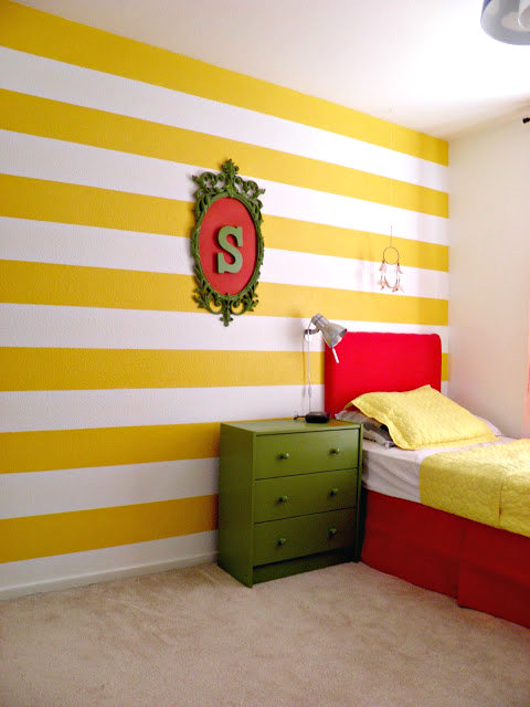 Reader Showcase   Happy & Colorful Kids Room