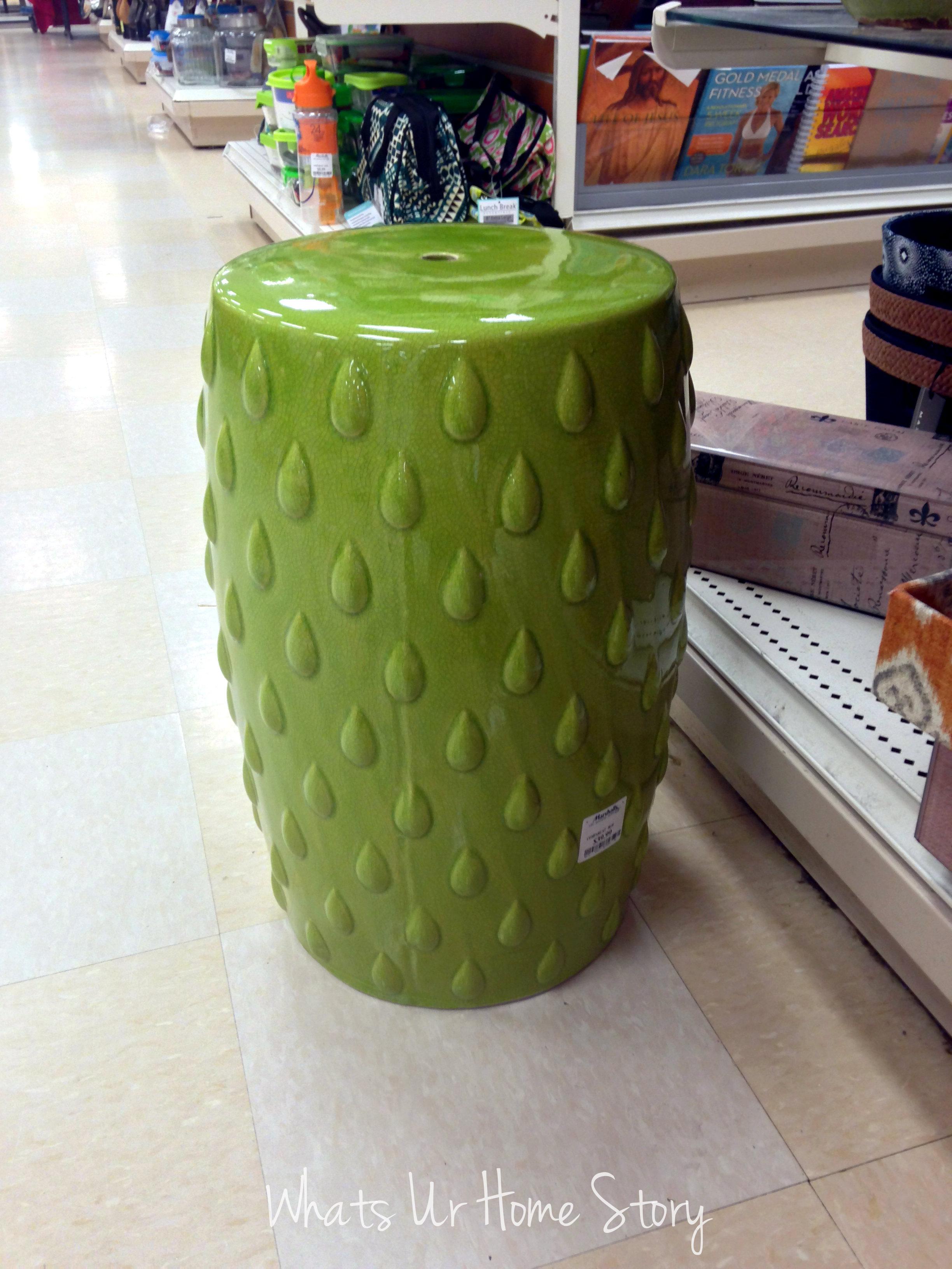 Deal Alert Ceramic Garden Stools