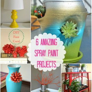 awesome spray painting projects,easyspraypaintideas