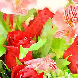Painted in Waterlogue, Waterlogue app, Turn Any Photo into Watercolor