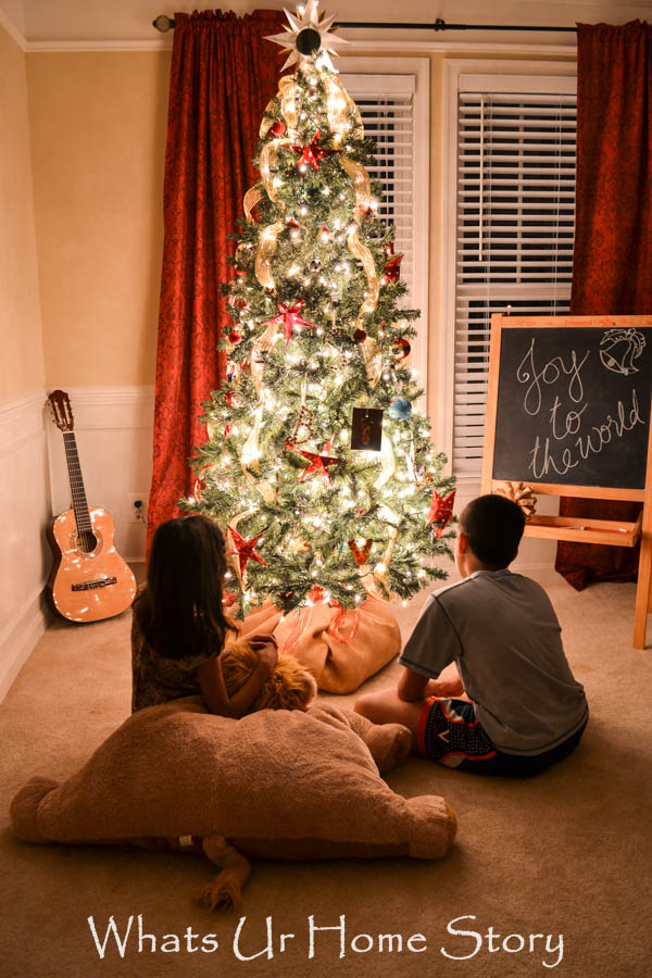 The Kids Tree   Starry Night Christmas Tree