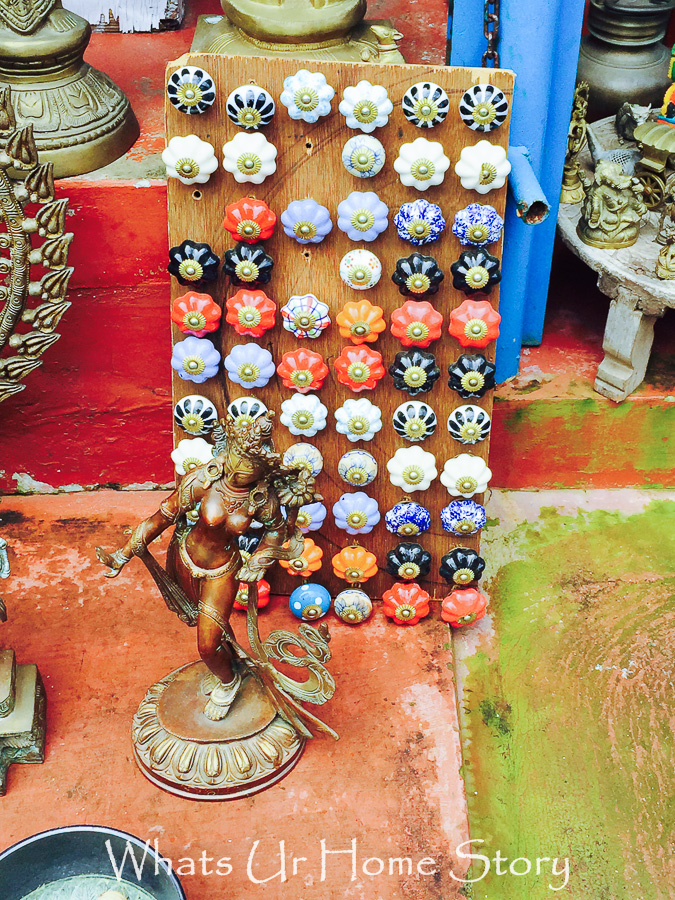 More Antiquing in Jew St, Kochi