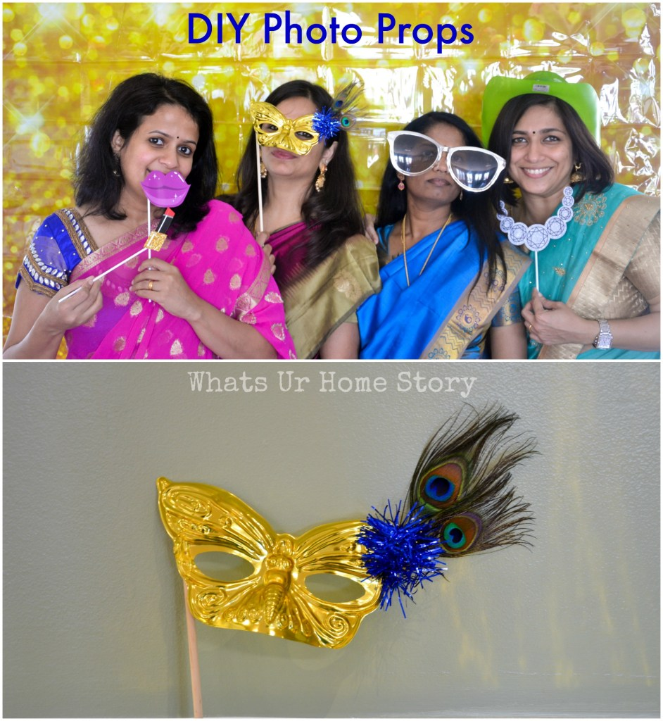 Photo Booth Props DIY