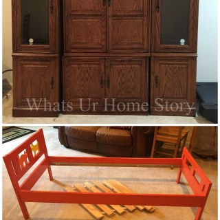 ways on how to get rid of old furniture