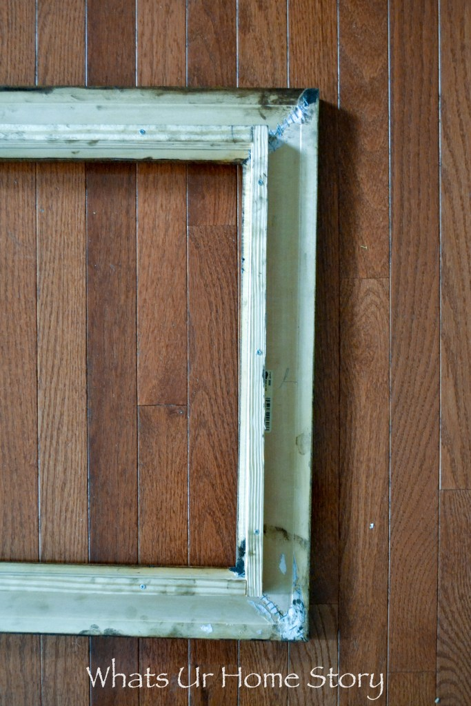 Diy Picture Frame Whats Ur Home Story