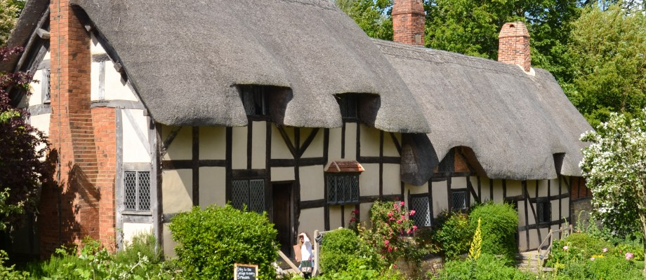 Stratford-upon-Avon – Shakespeare's Birthplace