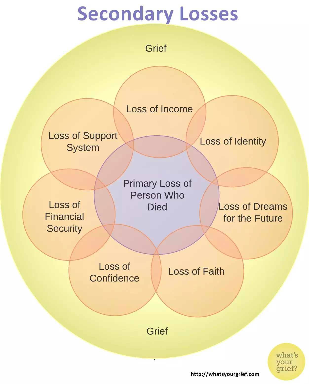 Theories Of Loss And Grief