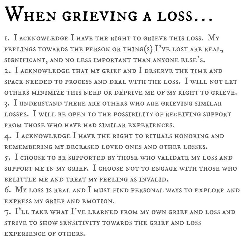 Expanding Our Understanding Of Loss And Grief