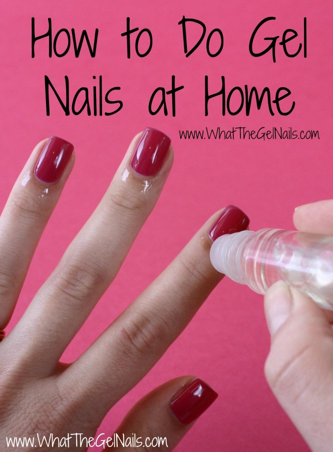 Avoid Nail Damage With Proper Gel Polish Removal