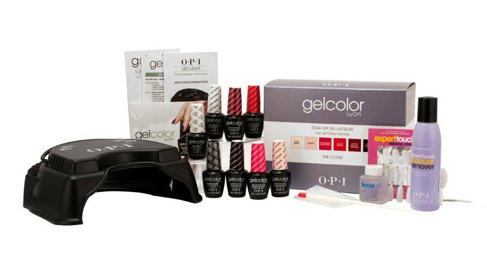 9 Of The Best Gel Polish Kits For Every User Opi Gelcolor Professional Icon Intro
