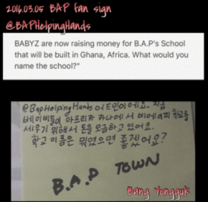 Fansign Question