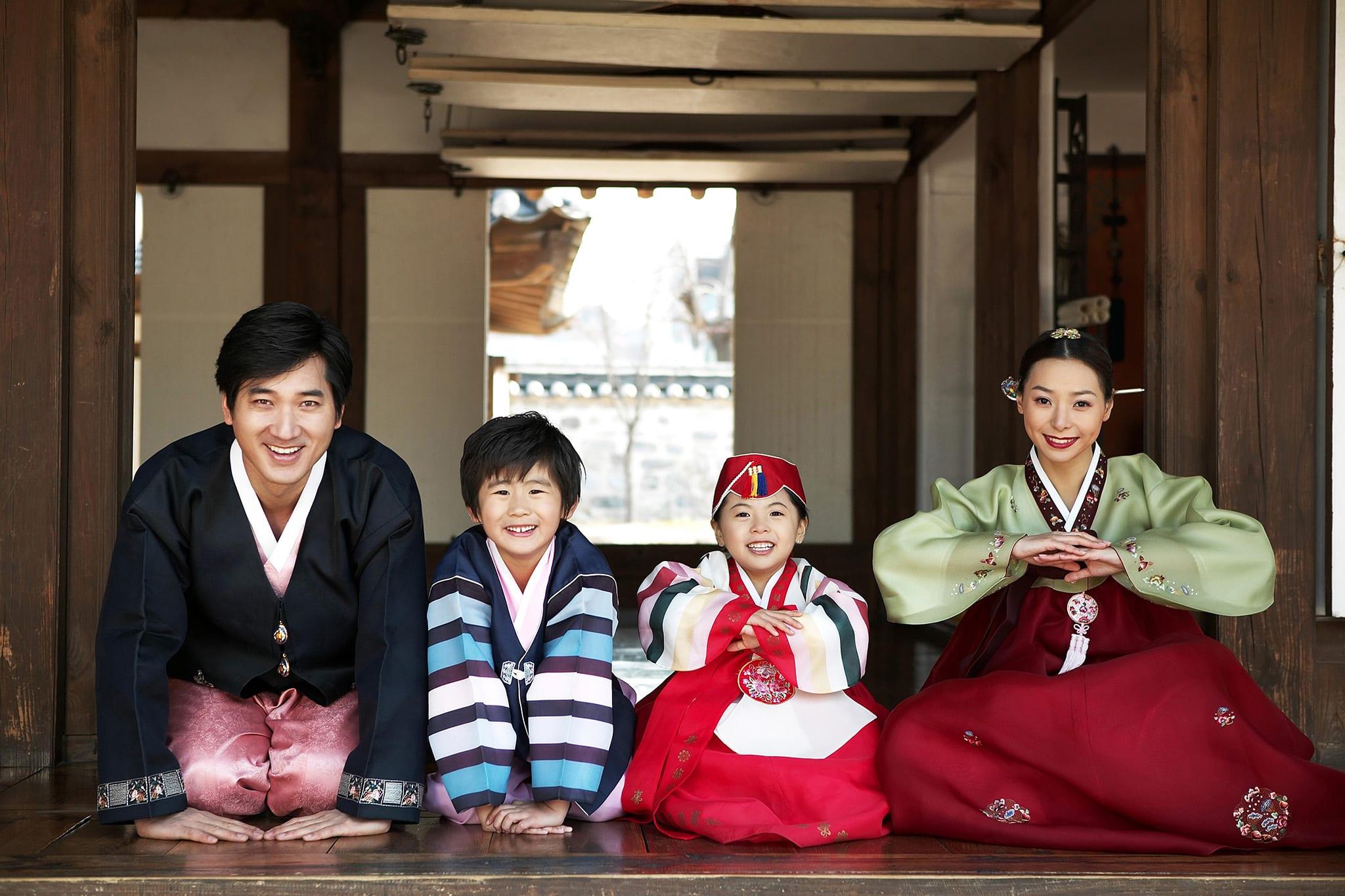K Culture Special: Celebrating The Korean New Year U201cSeollalu201d