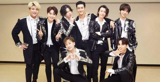 Super Junior Successfully Completes Two Sold-Out Concerts At Tokyo