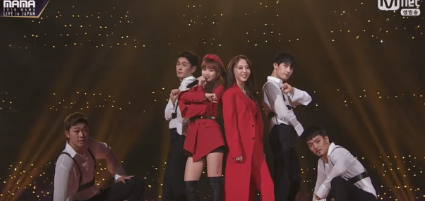 MAMAMOO Slays With Show-Stopping Performance At 2018 MAMA In Japan | WTK