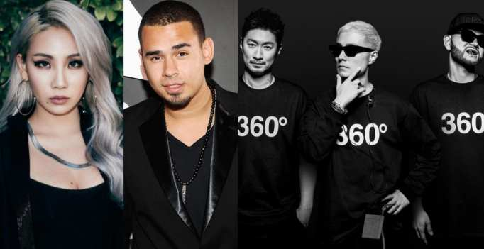 CL, Afrojack, And PKCZ To Collaborate In New Song