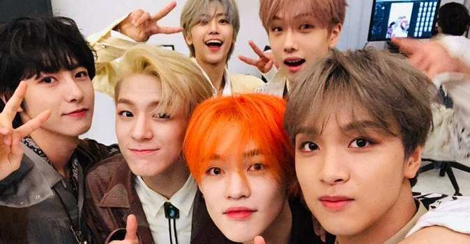 Nct Dream Reaction To You Crying