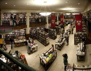 Bookstores in Harvard Square - The COOP