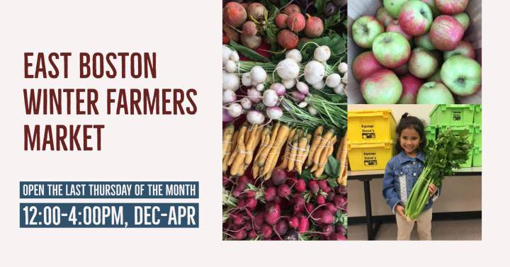 East Boston Winter Farmers Market