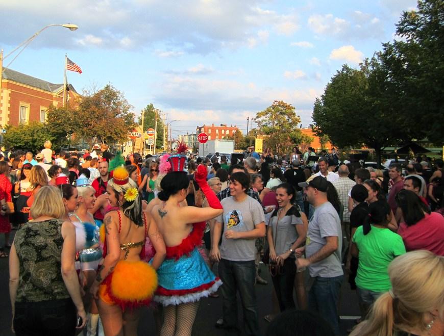 Union Square Festival