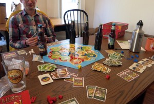 Making Friends Through Boston Board Games