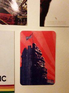 Somerville Art Business Card