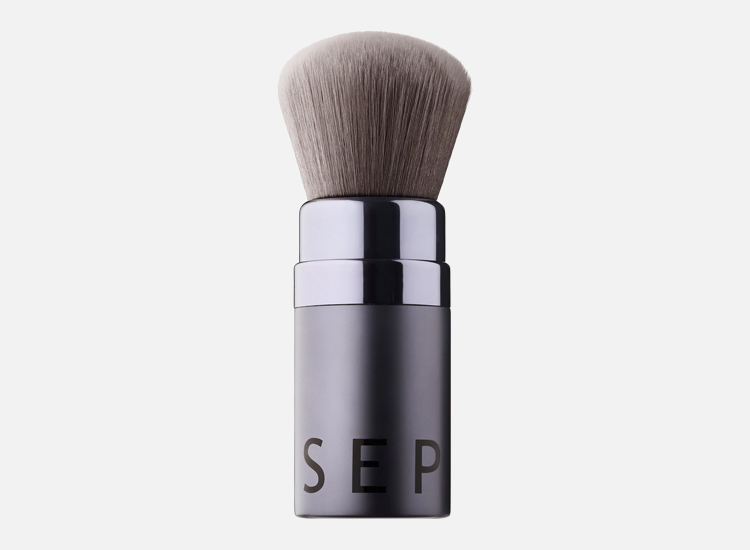 SEPHORA COLLECTION Purse-Proof Charcoal Infused Retractable Brush.