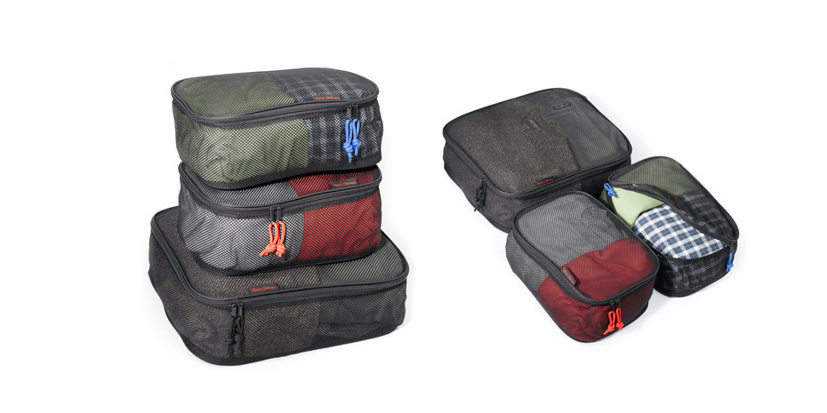 Product Review: Rick Steves' Packing Cube Set