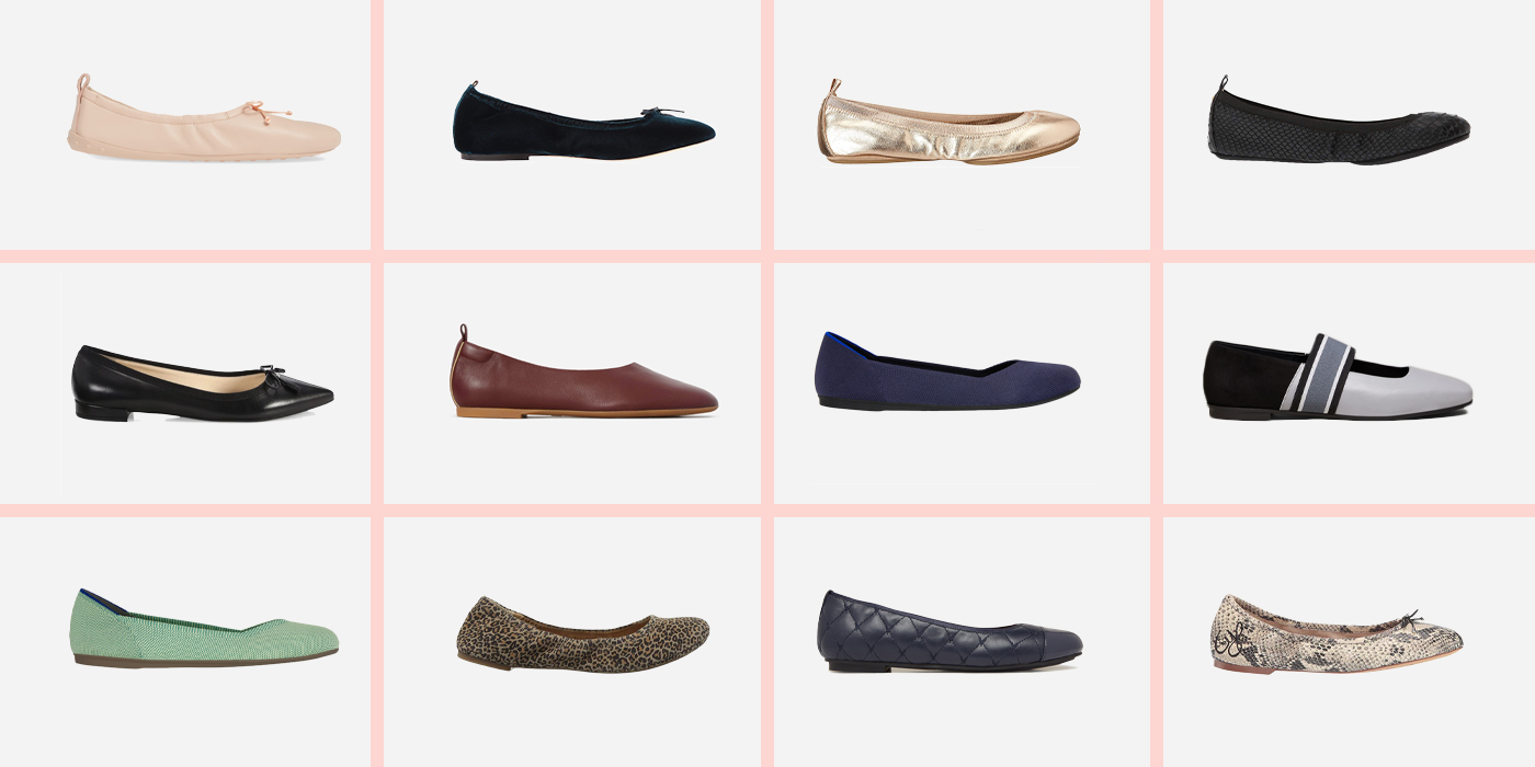 Comfortable Ballet Flats for Travel