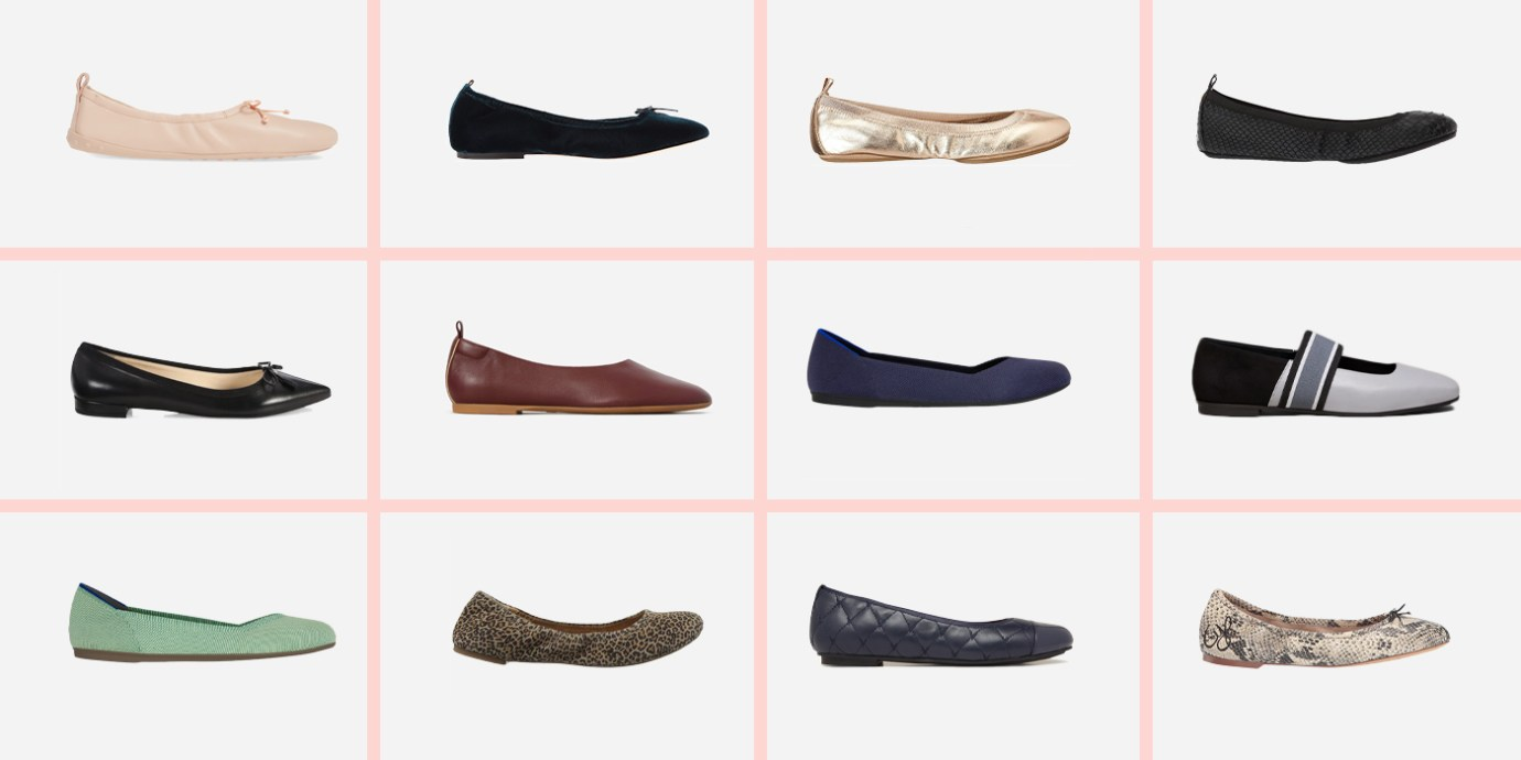 Best Travel-Friendly Ballet Flats You Can Buy Online.