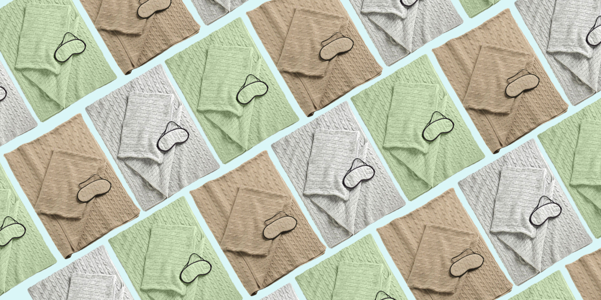 The Best Travel Blankets, From Luxe Cashmere to Budget-Friendly Bamboo