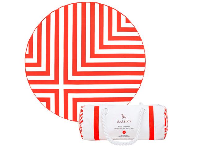 Dock & Bay Beach Towels Oversized Circular Travel Towel