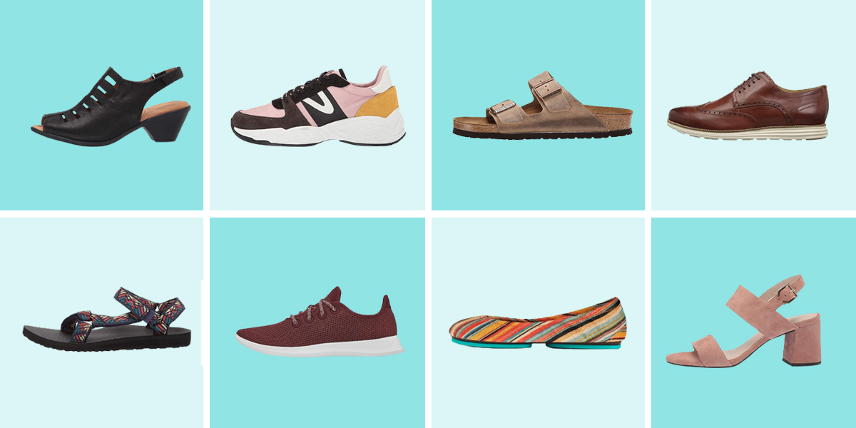 The Best Shoe Brands for Travel in 2019