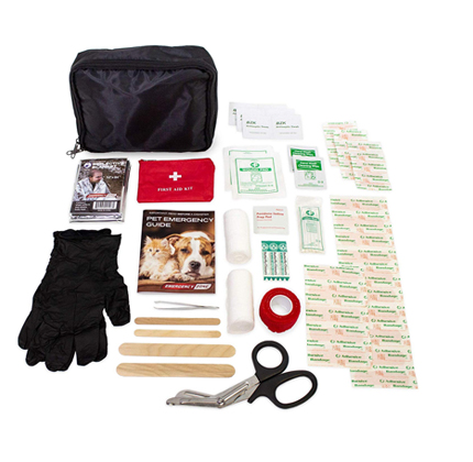 Emergency Zone Pet First Aid Kit.