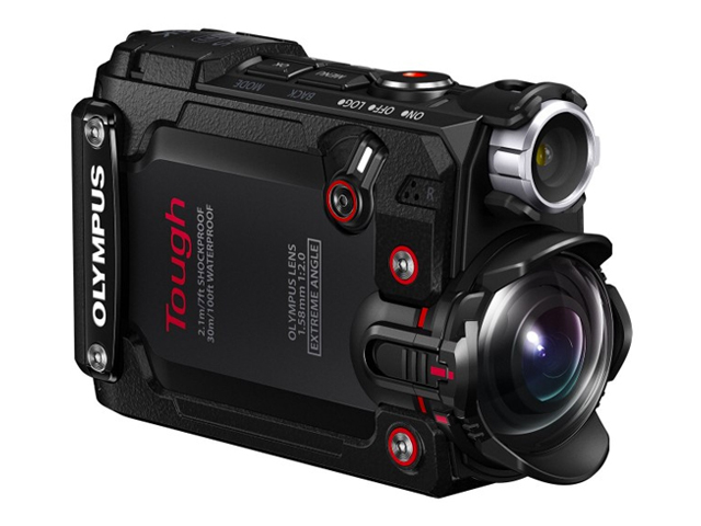 Olympus Tough TG-Tracker.